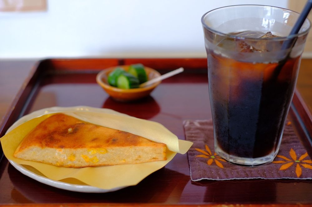 Usuyaki cafe mame mame