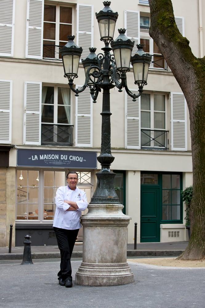 Le chef toil manuel martinez yelp for Maison du the paris