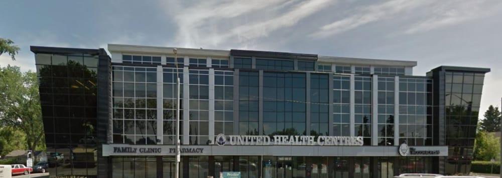 United Health Centres - Medical Clinics - 7609 109 Street ...