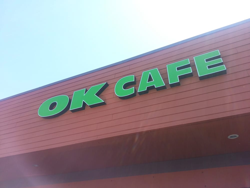 Ok Cafe Menu Concord