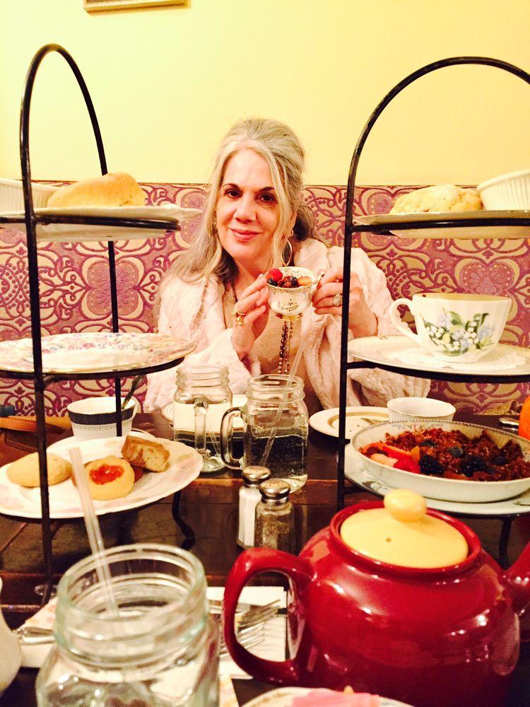 Alice S Tea Room New York