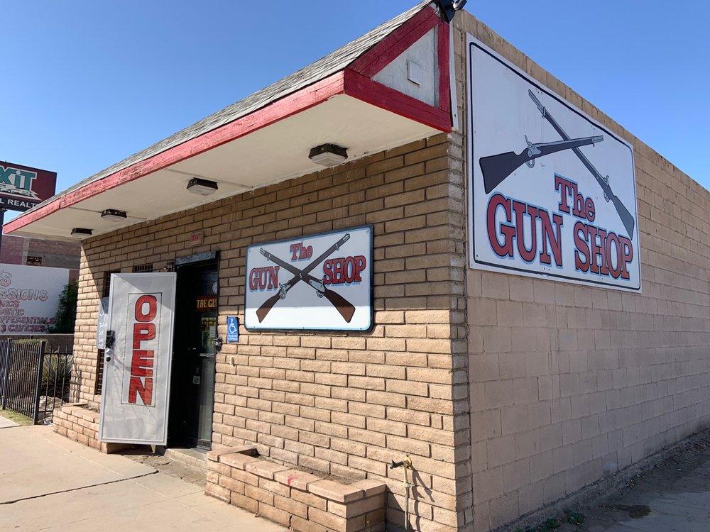 Gun Shop: 510 Broadway St, El Centro, CA