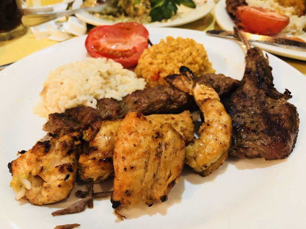 Saray Turkish Restaurant: 770 Campbell Ave, West Haven, CT