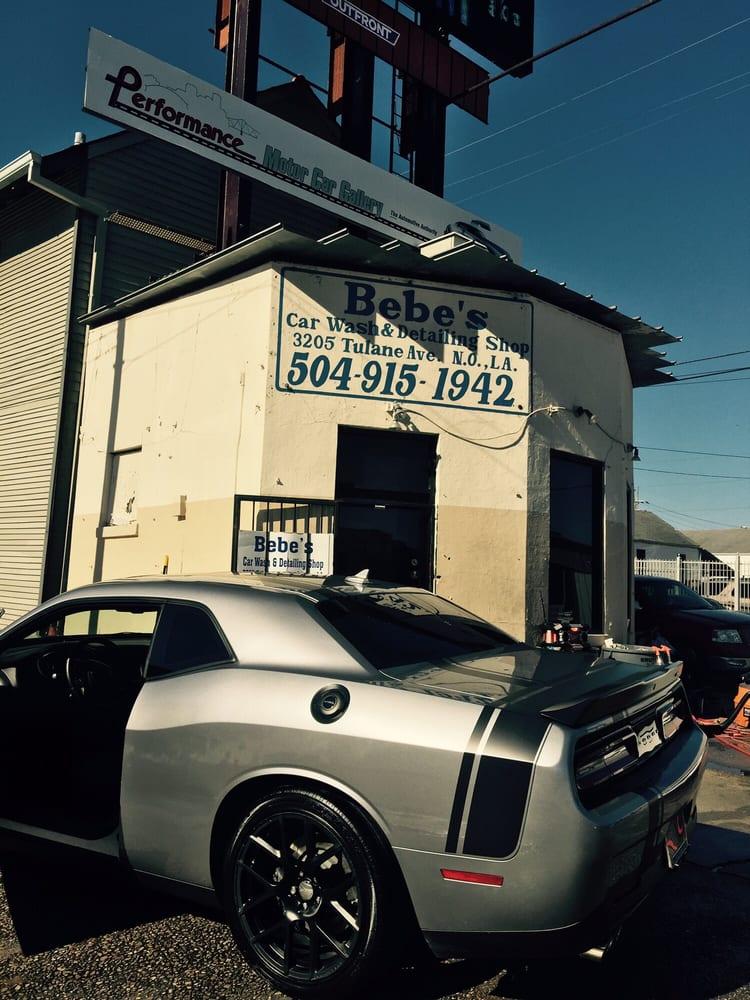 Bebe S Car Wash New Orleans