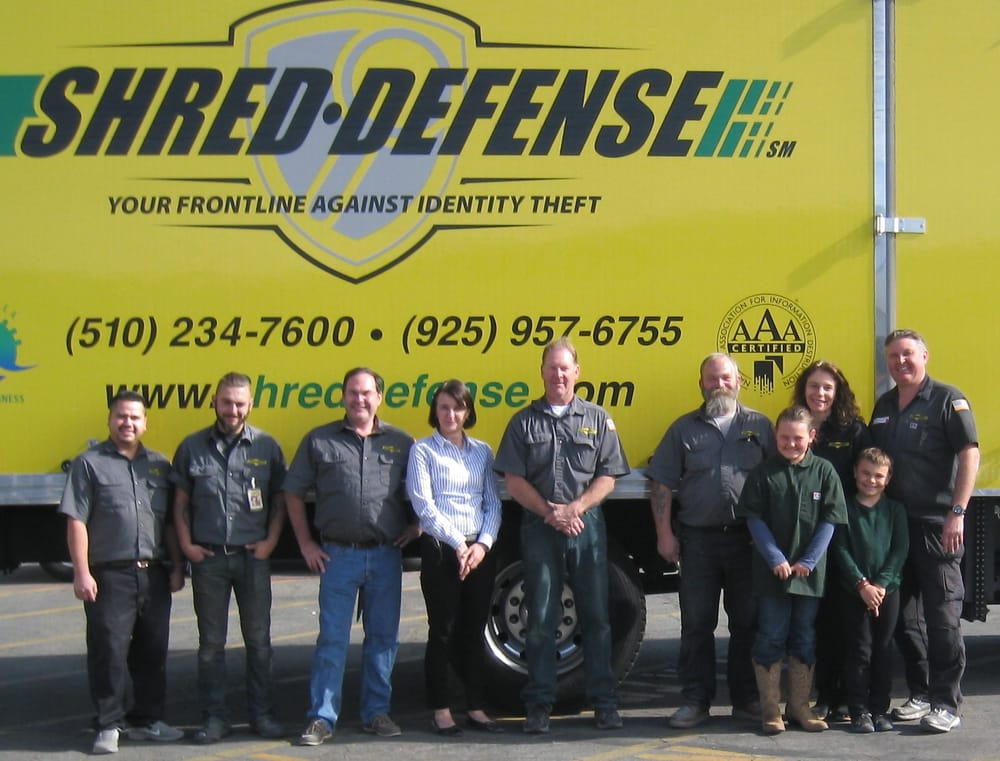 Shred Defense: 3950 Bissell Ave, Richmond, CA