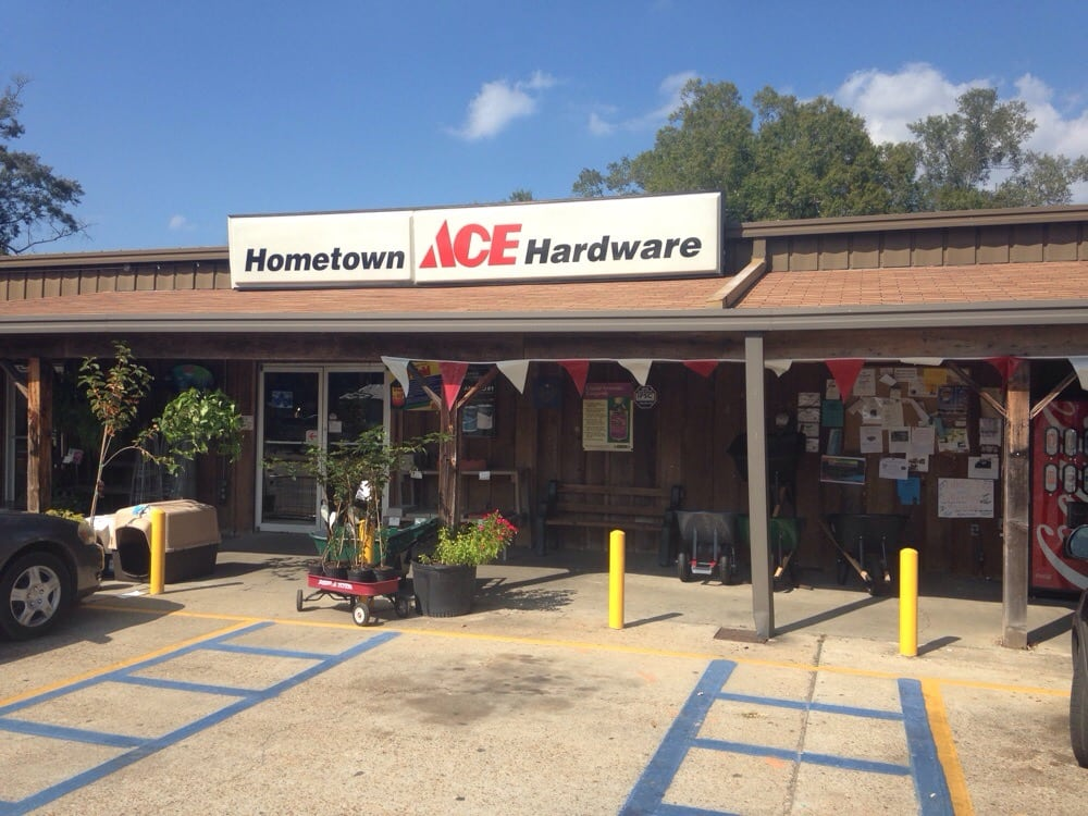 Hometown Ace Hardware: 301 NW Central Ave, Amite, LA