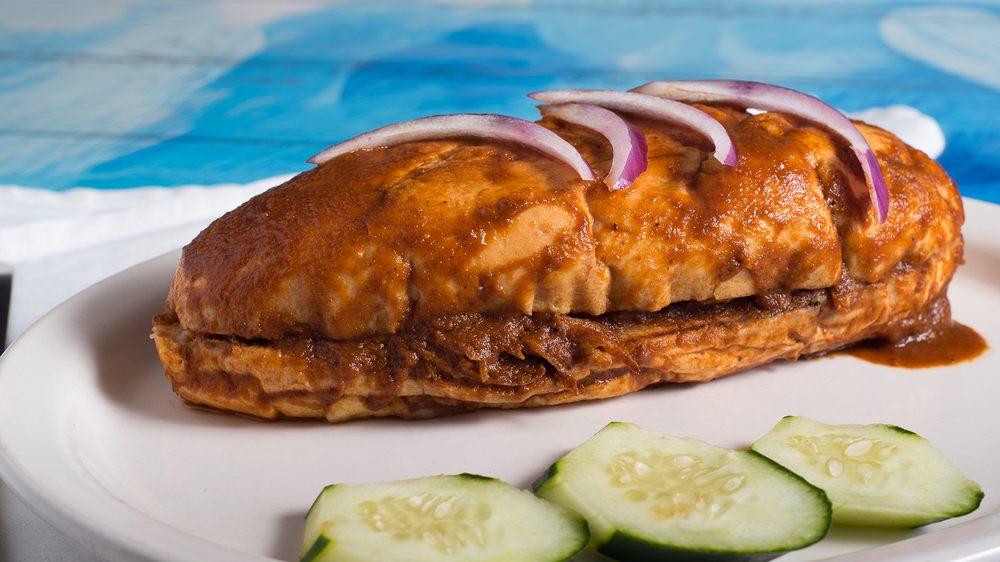 Toucan's Tortas: 802 West Rd, Houston, TX