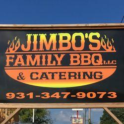 Jimbos Family Bbq Barbeque 1029 W College St Pulaski Tn