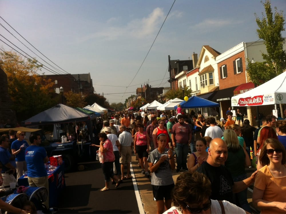Media Food and Crafts Fair: 18-98 South Plum St, Media, PA