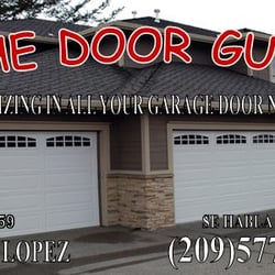 Photo of The Door Guys - Modesto CA United States & The Door Guys - Garage Door Services - 3609 Woodbine Dr Modesto CA ...