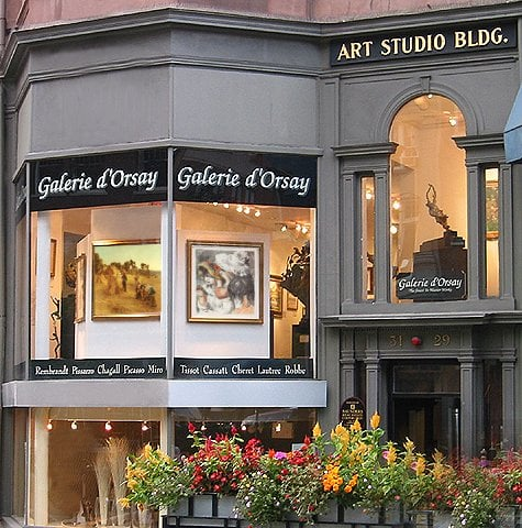 Galerie d'Orsay: 33 Newbury St, Boston, MA