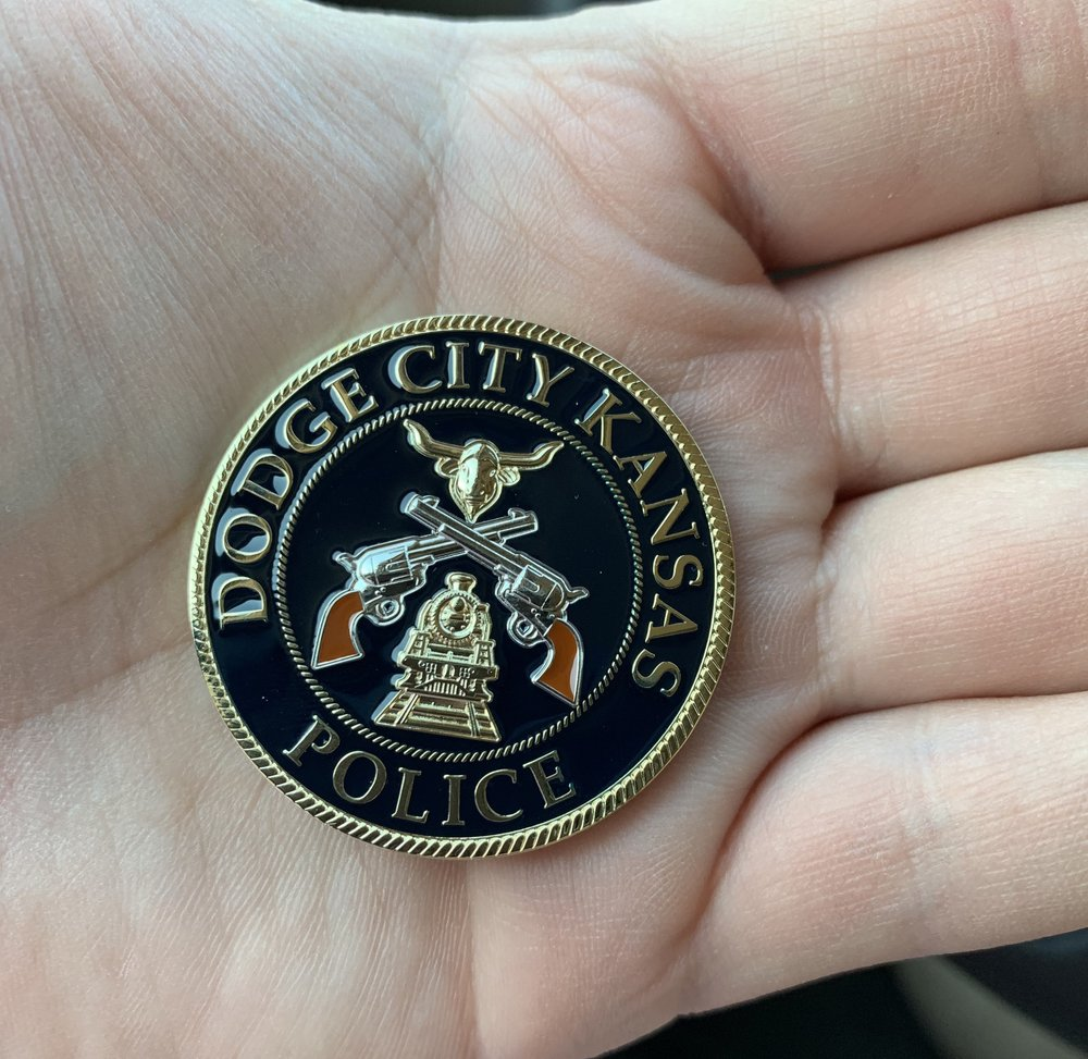 Dodge City Police Department | 110 W Spruce St, Dodge City, KS, 67801 | +1 (620) 225-8126