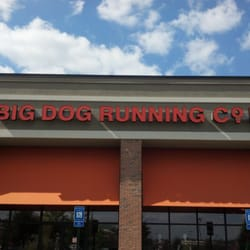 Big Dog Running Whittlesey Columbus Ga