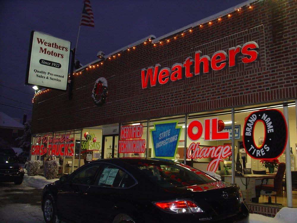 Weathers Motors: 1187 W Baltimore Pike, Media, PA