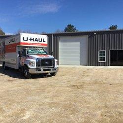 U Haul Neighborhood Dealer Truck Rental 428 Ne Stallings Dr