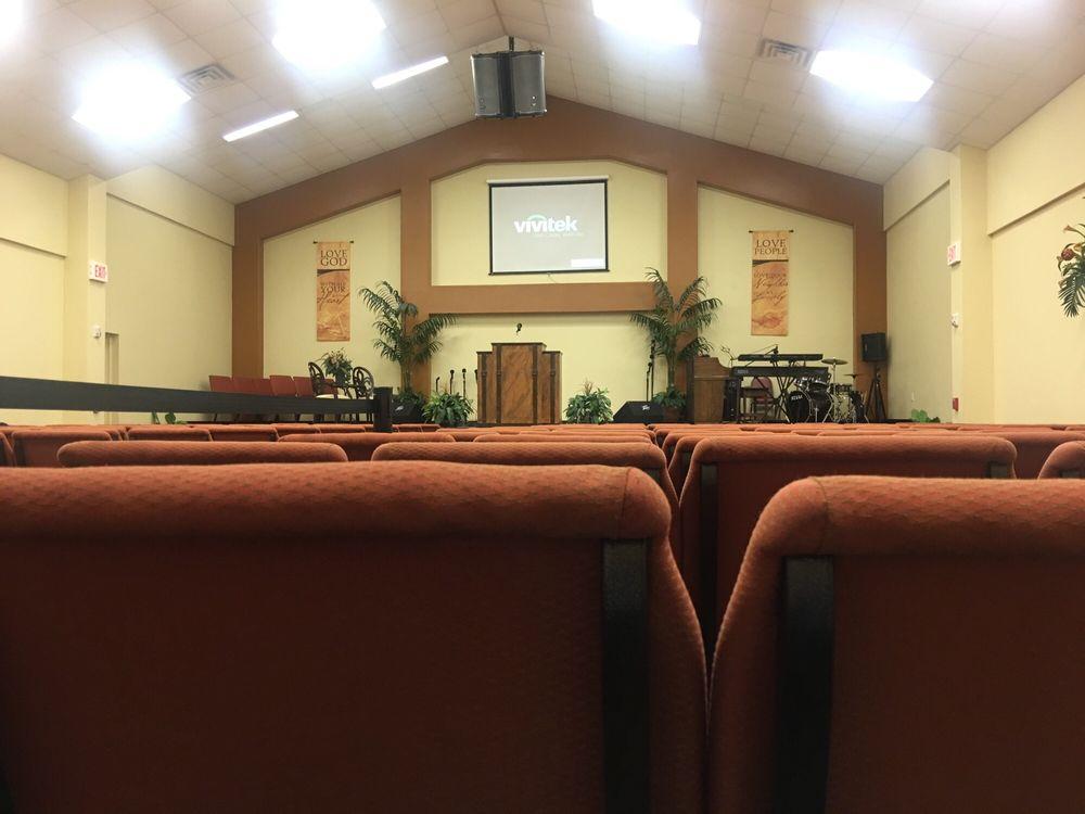 Greater Harvest Church: 3241 Nail St, Fresno, TX