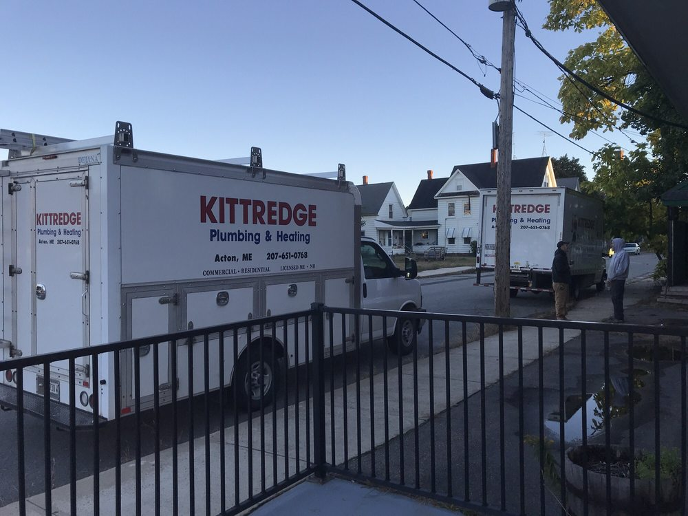 Kittredge Plumbing And Heating: 637 County Rd, Acton, ME