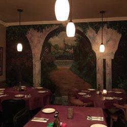 Photo Of Cafe Lombardi S Horsham Pa United States Beautiful Mural On The