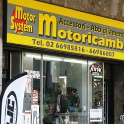 Motor system via leopoldo marangoni 3 for Via marangoni milano