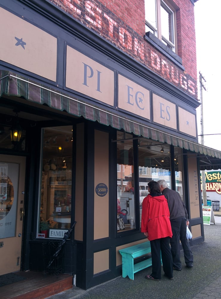 Pieces Gift Shops 3580 Moncton Street Steveston Richmond Bc Canada Phone Number Yelp