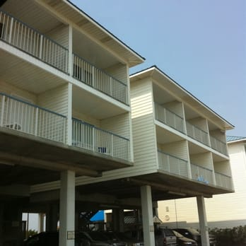 Photo Of Ocean Isle Inn Beach Nc United States Balconies