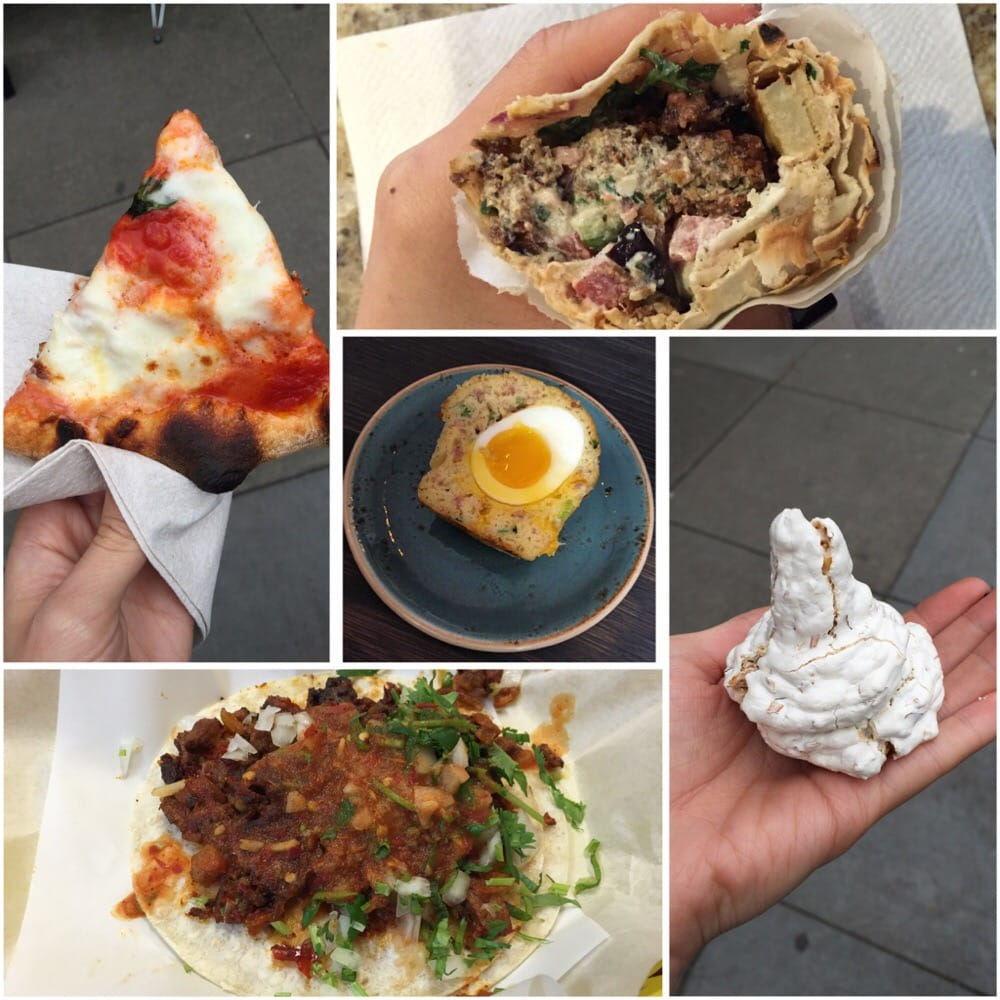 Sidewalk Food Tours Of San Francisco San Francisco Ca