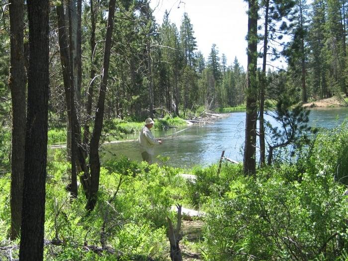 Upper Deschutes River: Fishing - Active Life - Contact Odfw