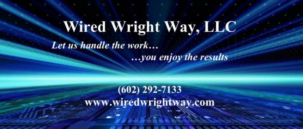 Wired Wright Way - IT Services & Computer Repair - Peoria, AZ ...