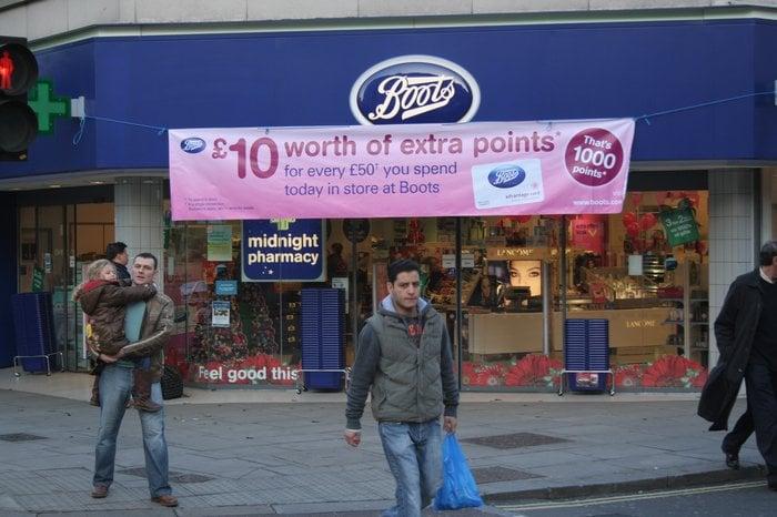 Boots , Beauty \u0026 Makeup , 114 Queensway, Bayswater, London