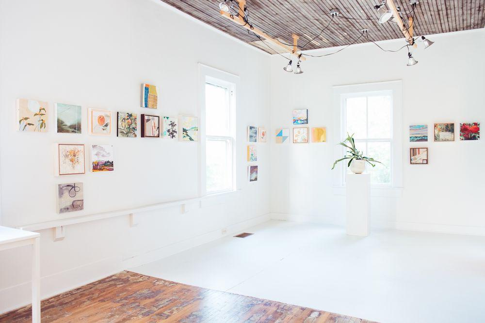 Art and Light Gallery: 16 Aiken St, Greenville, SC