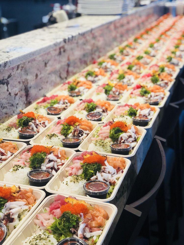 Sushi & Sushi: 3337 Fairbanks St, Anchorage, AK