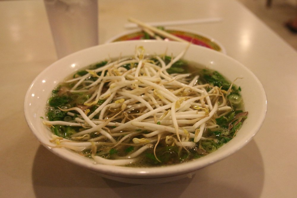 Food from Pho 75