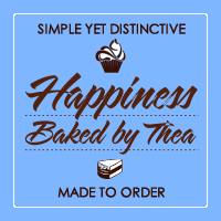 Food from Happiness Baked By Thea