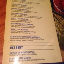 Photo of Glory Days Grill - Midlothian, VA, United States. Cocktail and  dessert