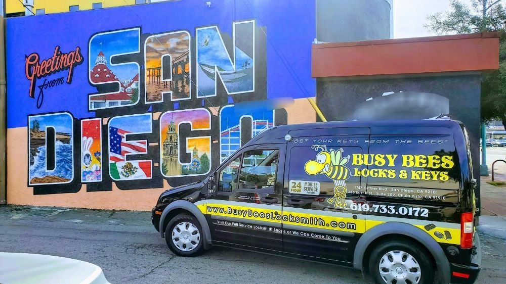 Busy Bees Locks & Keys Locksmith
