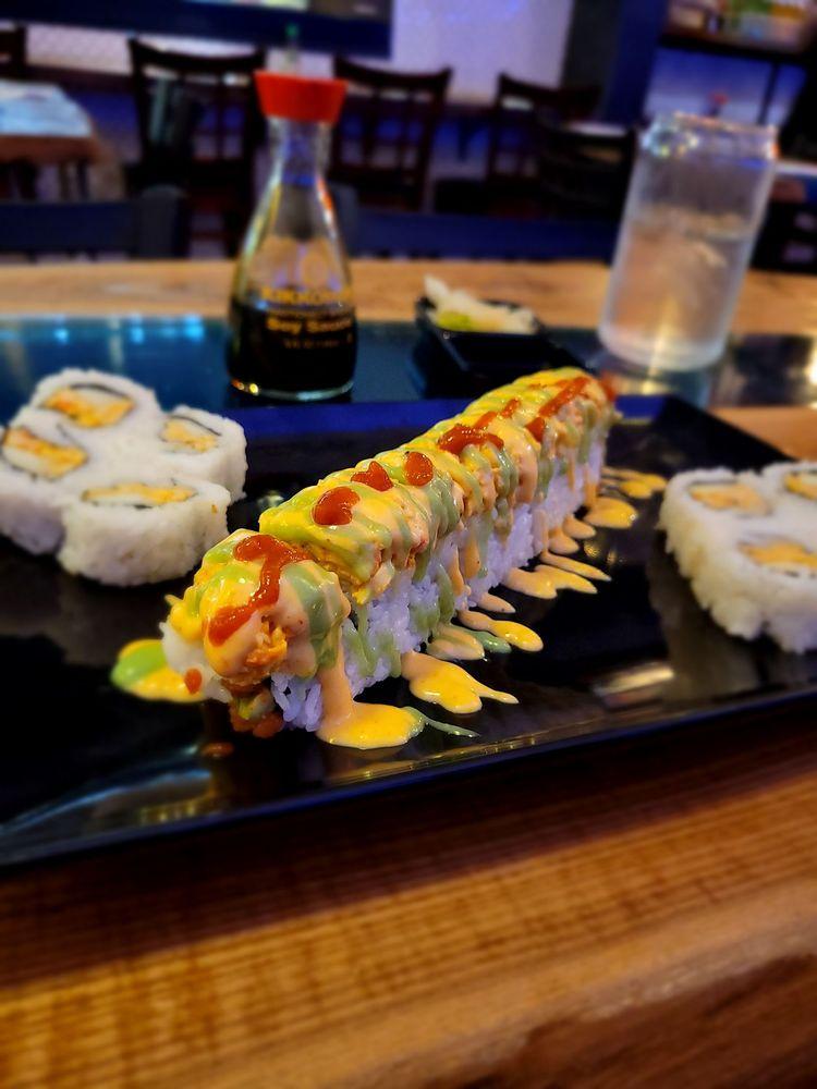 Wasabi Sushi & Asian - Bemidji: 419 Beltrami Ave NW, Bemidji, MN