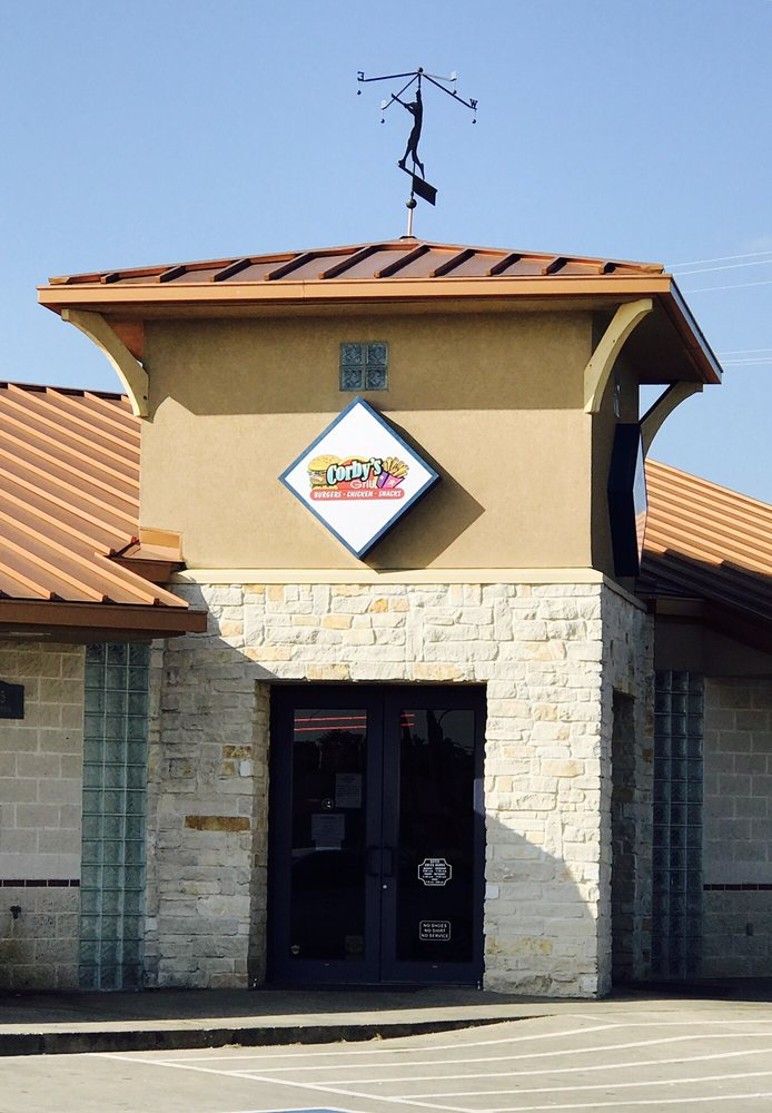 Corby's Grill: 702 W Hwy 11, Whitewright, TX