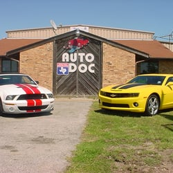 Auto doc motor mechanics repairers 3079 state hwy 34 for Doc motor works auto repair