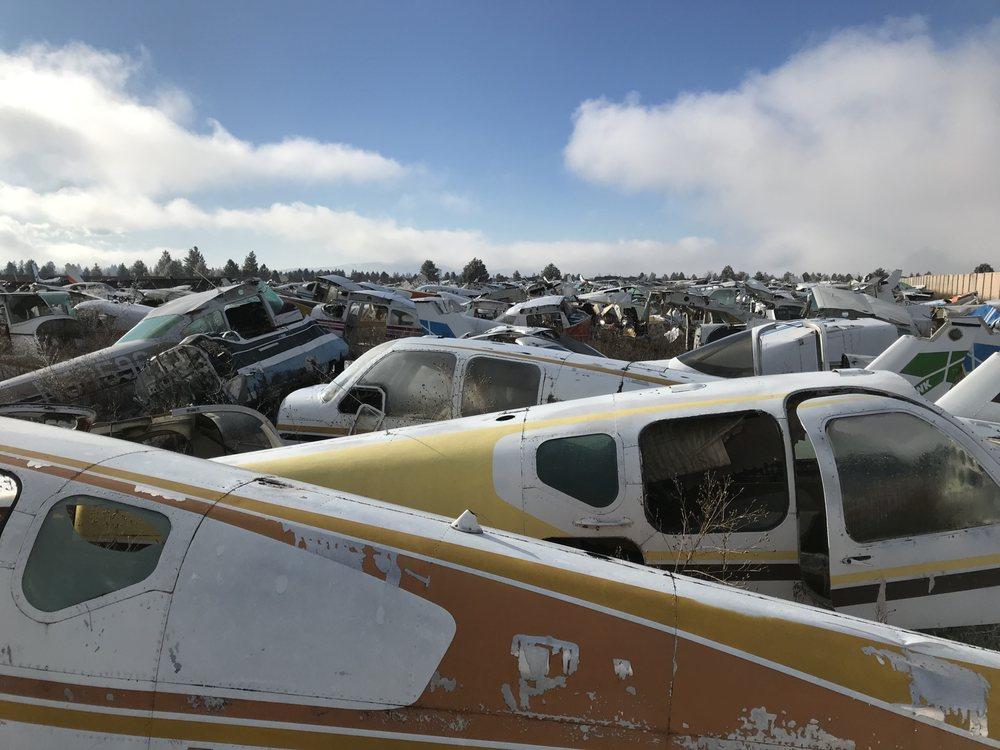 Discount Aircraft Salvage: 1109 N Cedar St, Deer Park, WA