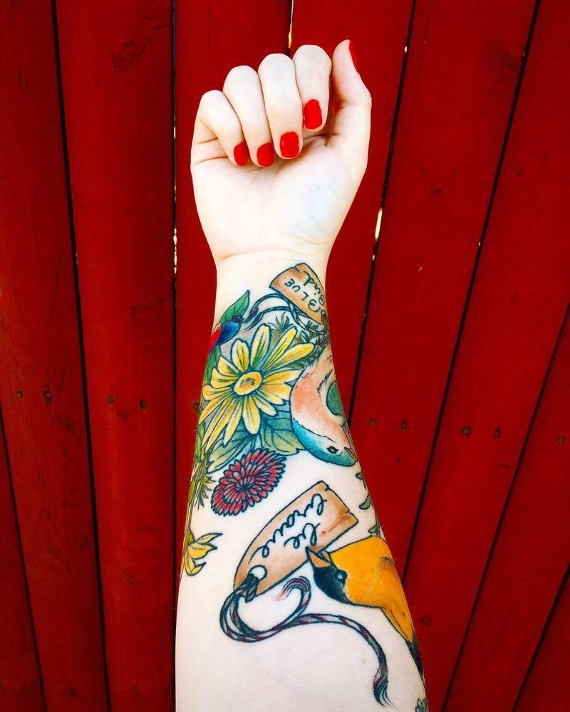 Brilliance Tattoo: 3399 Washington St, Boston, MA