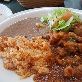 Gutierrez Restaurant Wichita Falls Menu