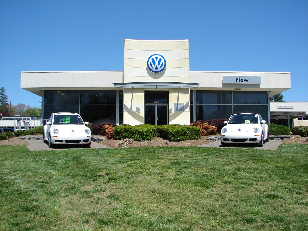 flow volkswagen car dealers 425 silas creek pkwy winston salem nc phone number yelp. Black Bedroom Furniture Sets. Home Design Ideas