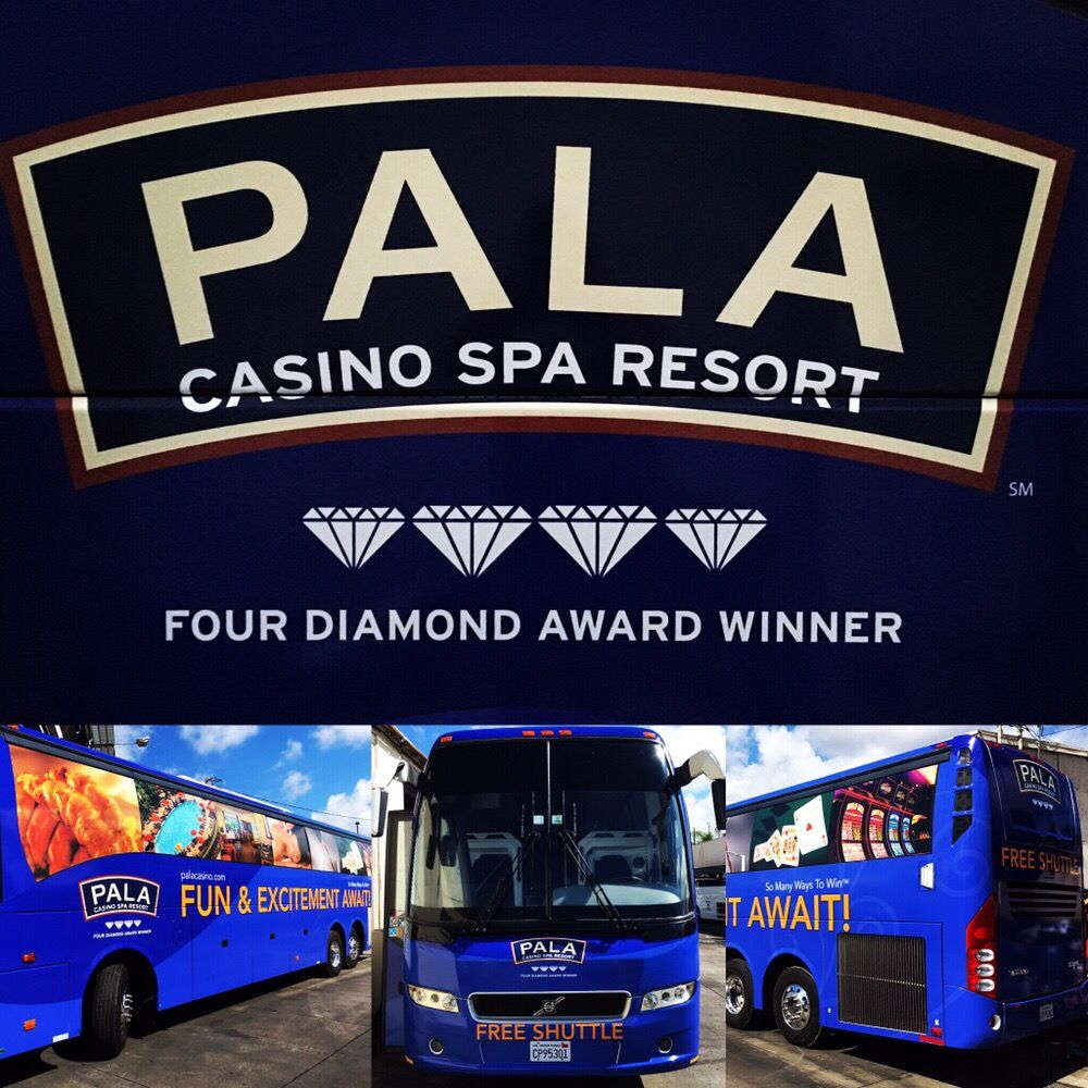 Pala casino free bus schedule tropicana casino and resort atlantic city nj