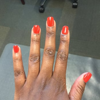 Luxury nail 22 photos 34 reviews nail salons 4832 for 8 the salon southpark charlotte nc
