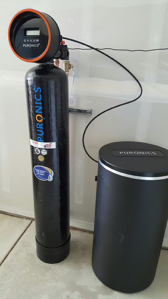 Our Nasa Certified Puronics Defender Water Softener Yelp