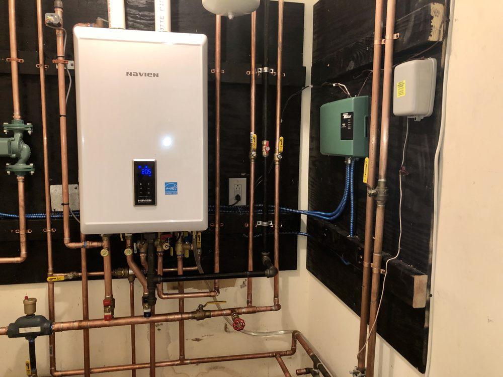 Racso Plumbing & Heating: 130 Mt Vernon St, Ridgefield Park, NJ