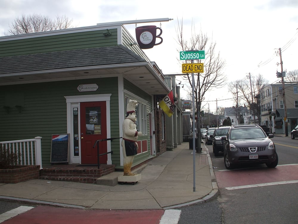 A Cafe And Bakery Plymouth Ma