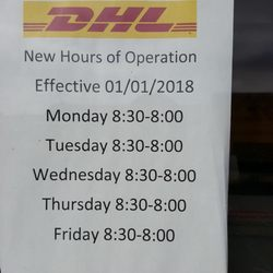 Dhl Locations Near Me >> Dhl Express 46 Reviews Couriers Delivery Services 7201