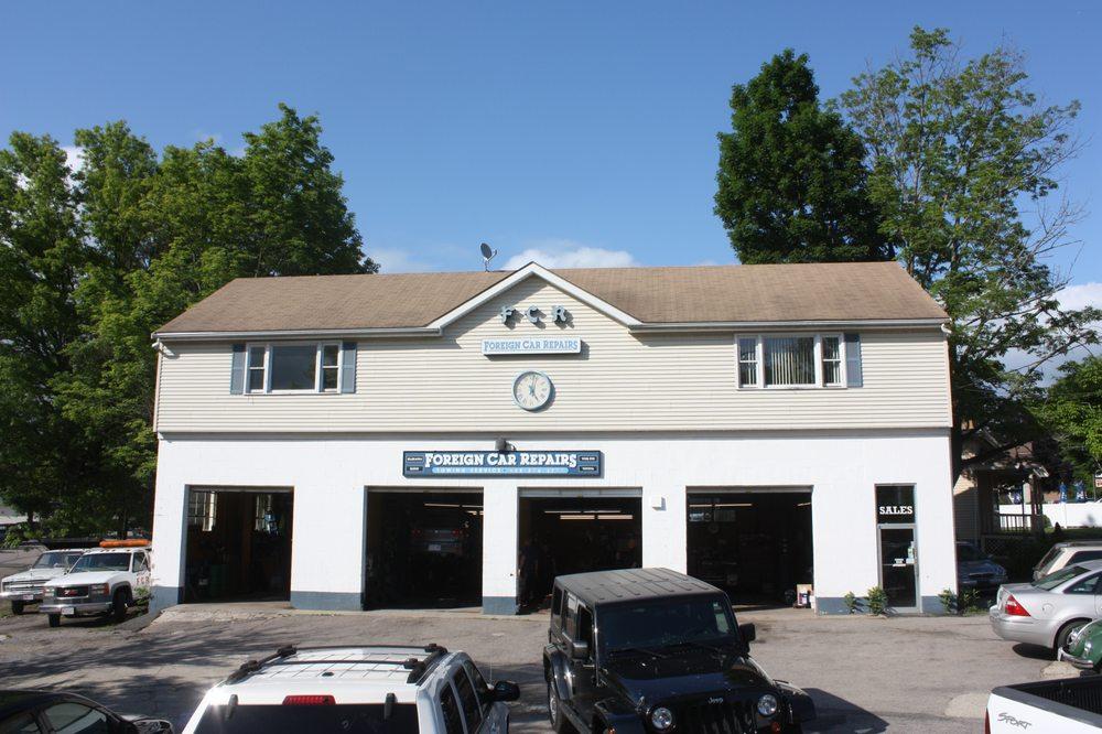 Foreign Car Repairs: 943 Main St, Millis, MA