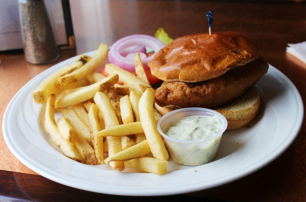 Fathoms Bar & Grille: 255 Popes Island, New Bedford, MA
